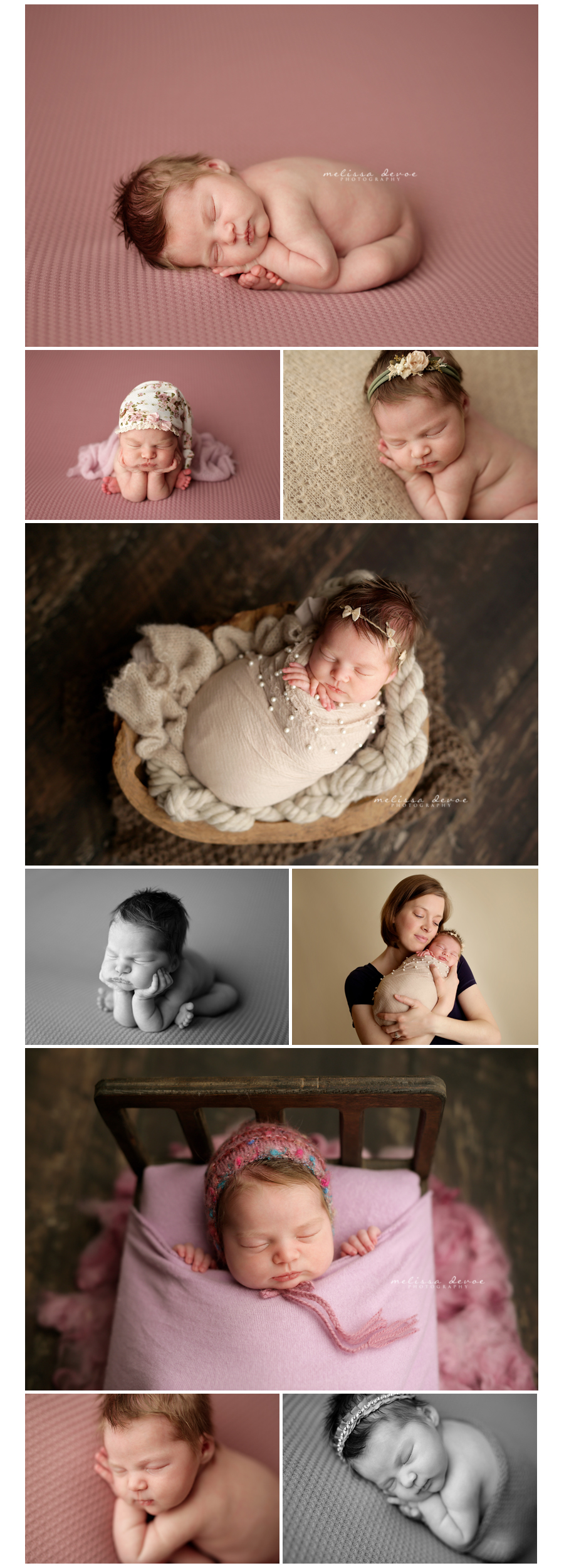Raleigh Durham Baby Photographer
