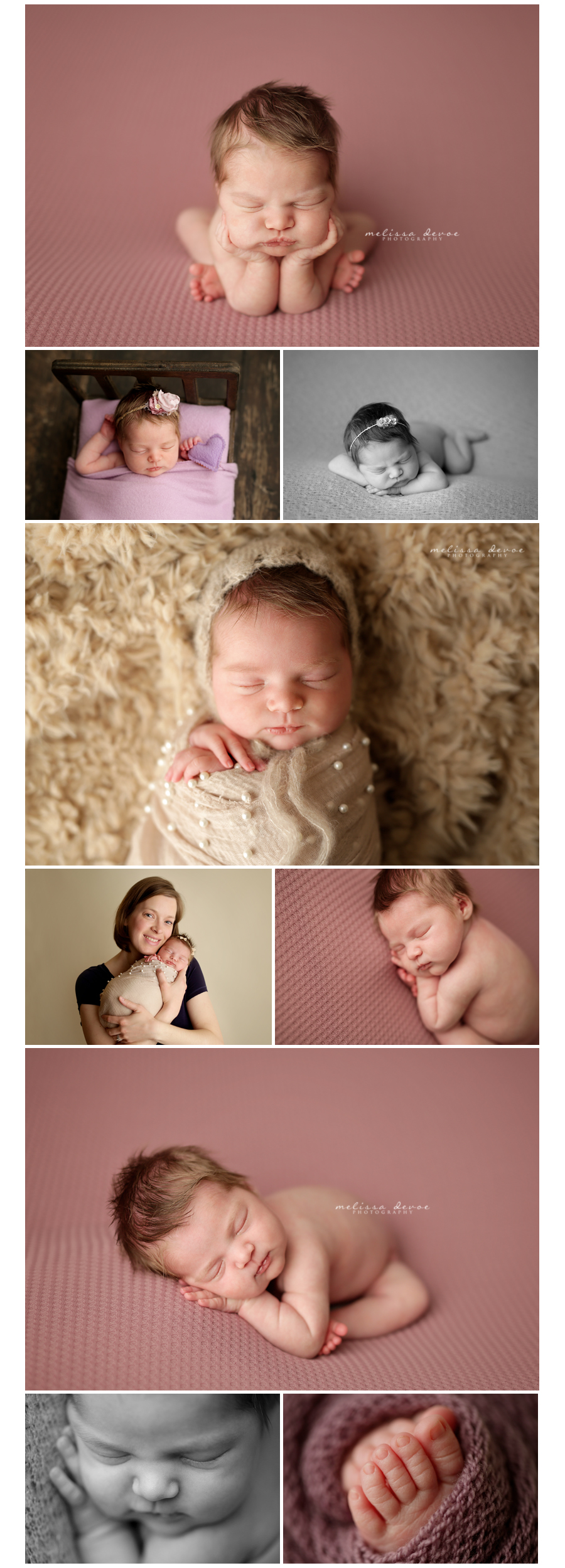 Raleigh Best Newborn Baby Photography