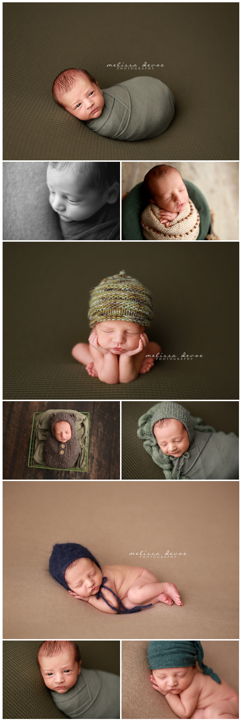 Baby and Newborn Photography Raleigh Durham