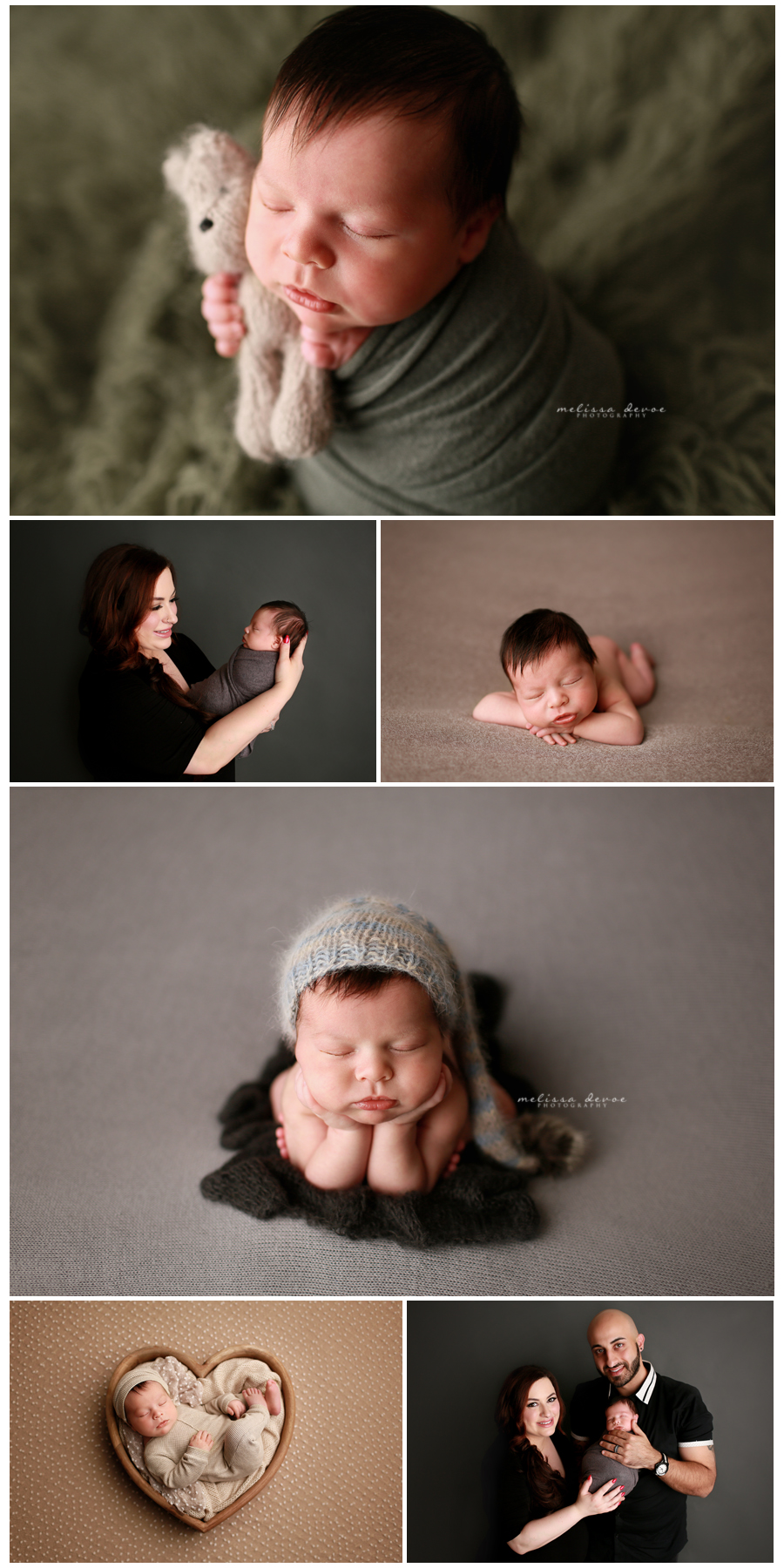 Baby Photographer in Raleigh Wake Forest NC Melissa DeVoe
