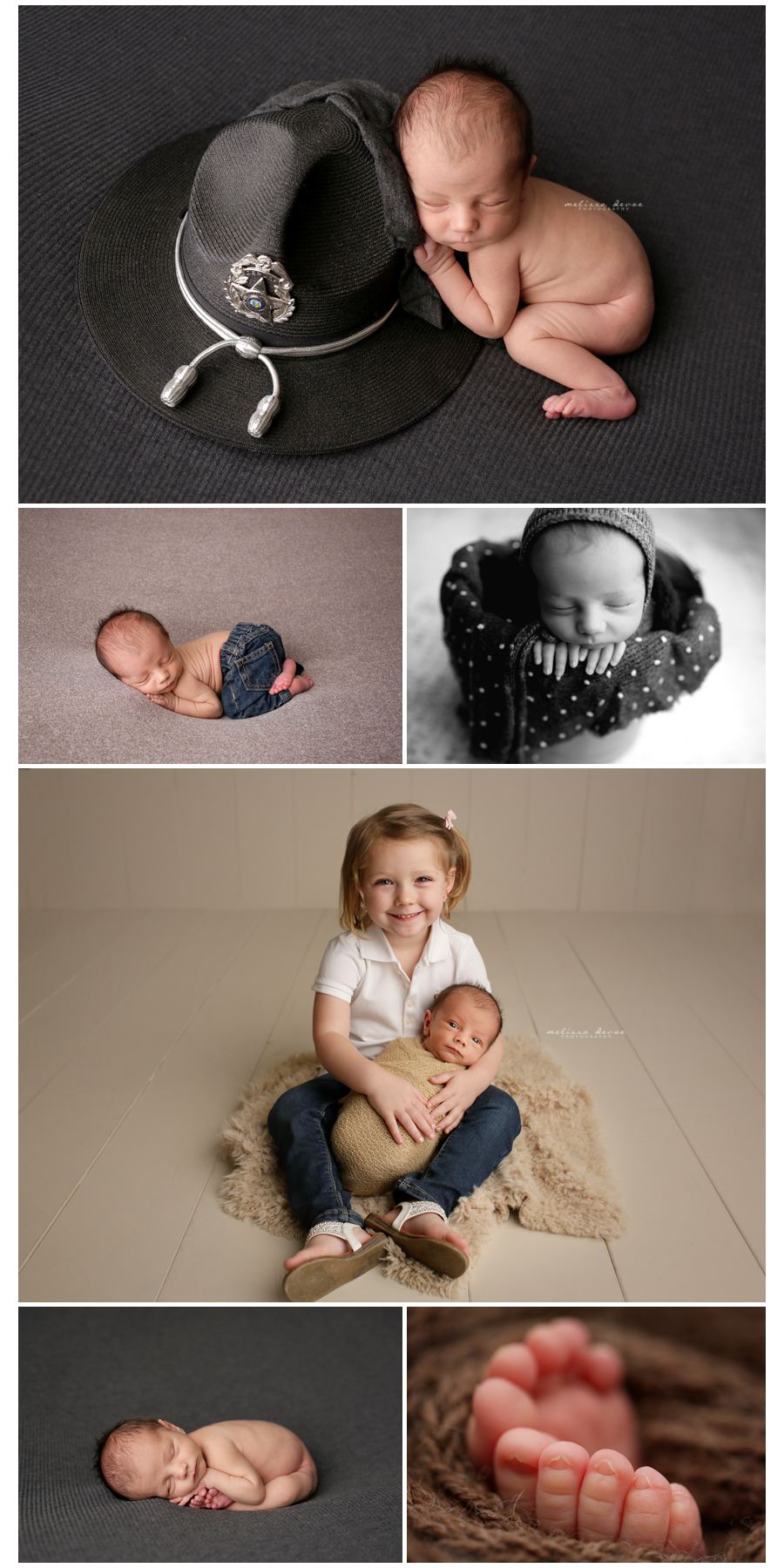 Raleigh's Best Baby Photographer