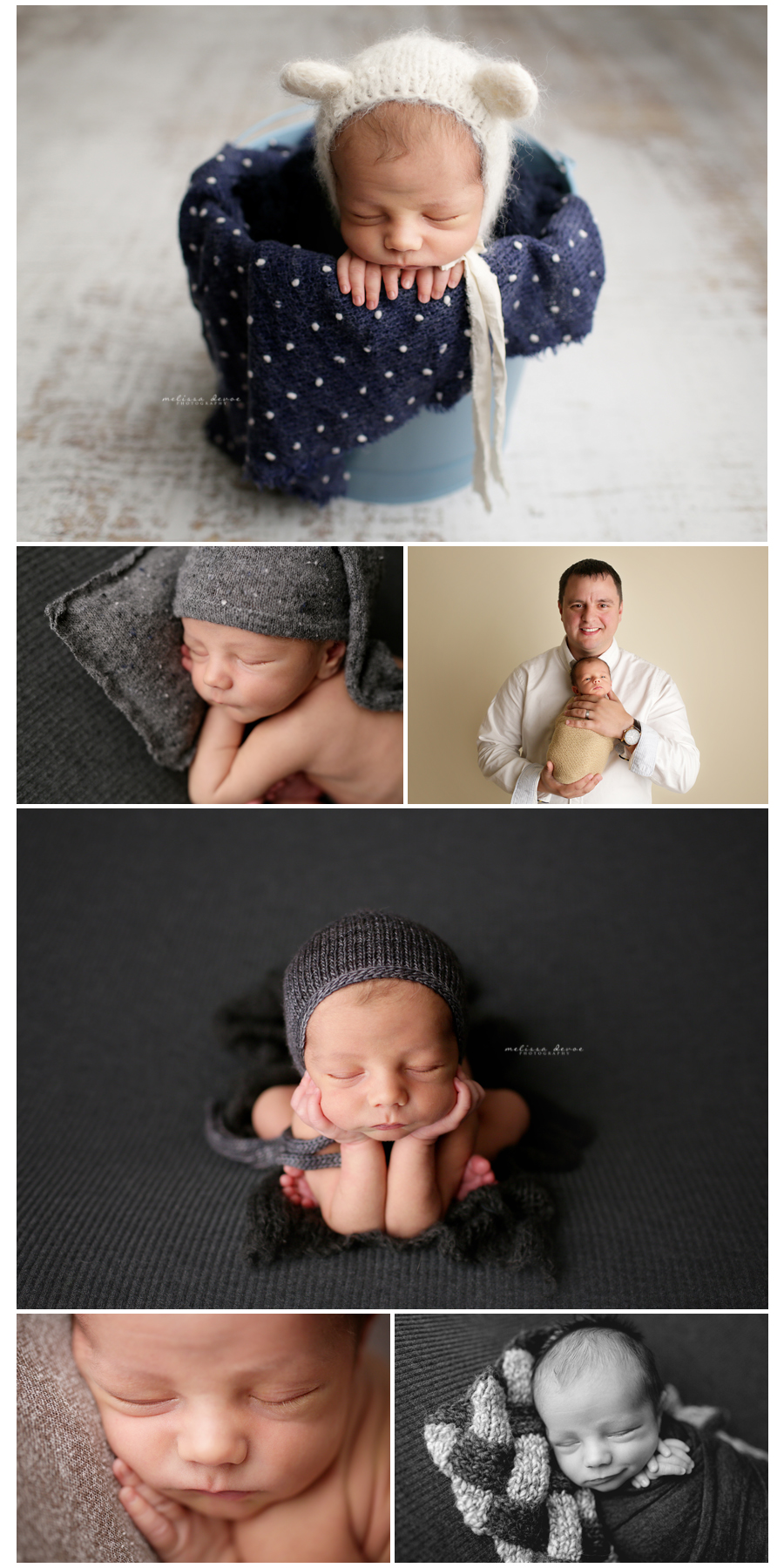 Raleigh's Most Experienced Newborn Photographer