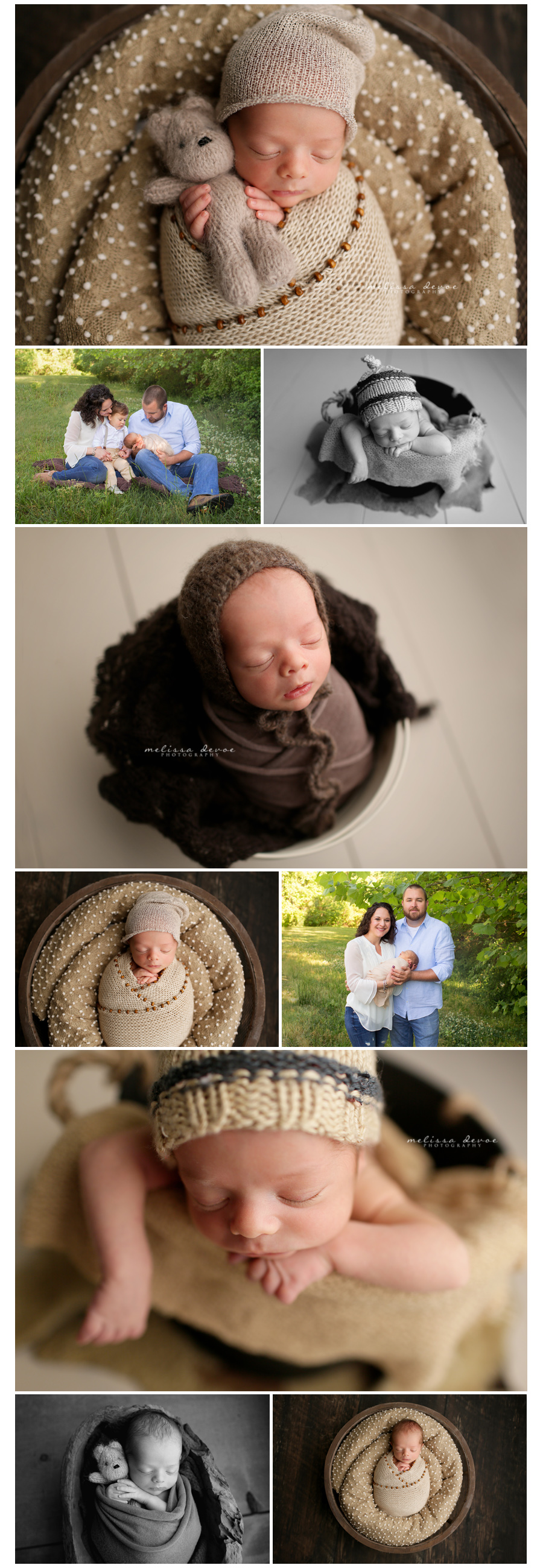 Newborn Photography Raleigh NC