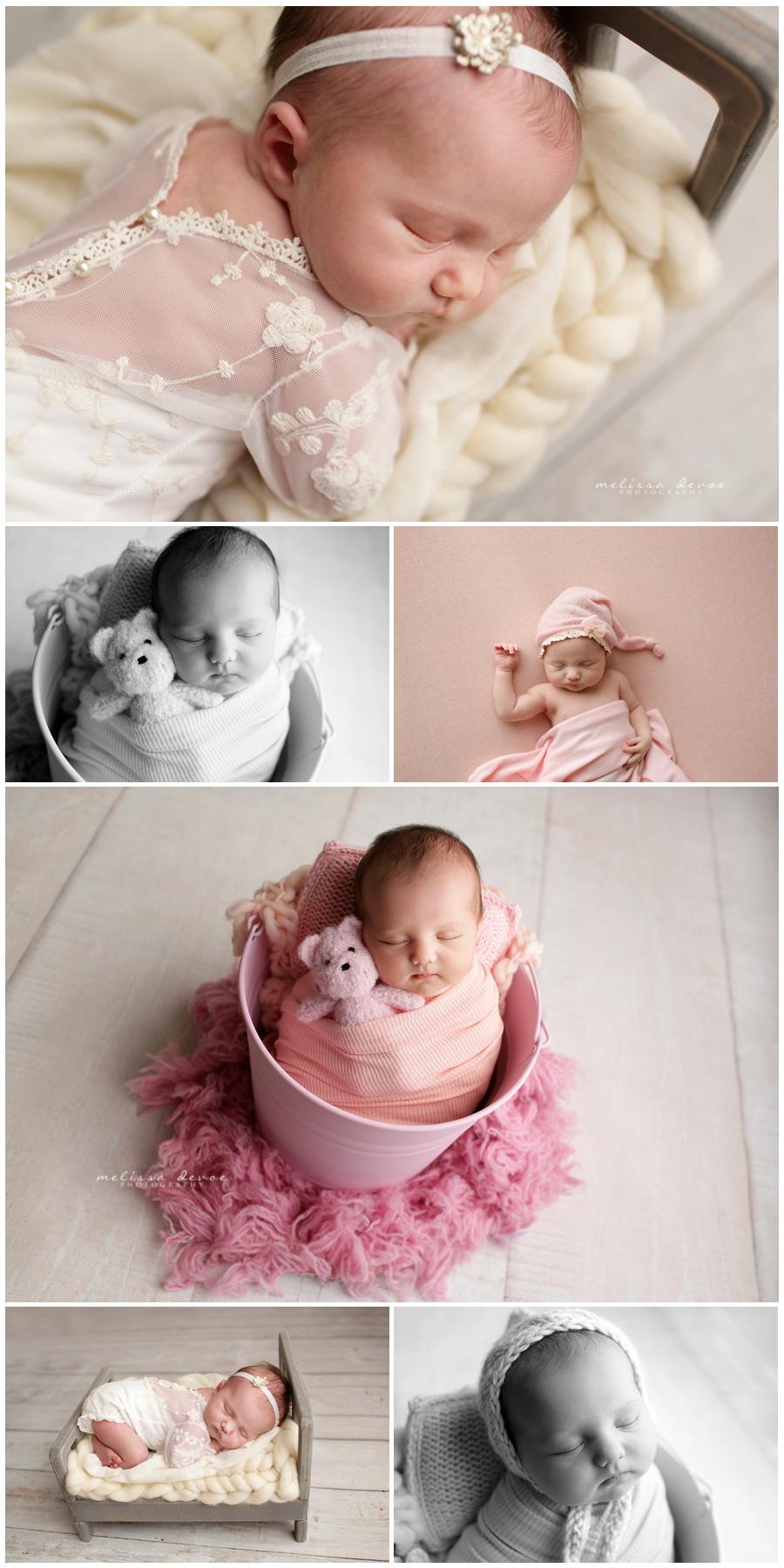 Newborn baby Mia Photography