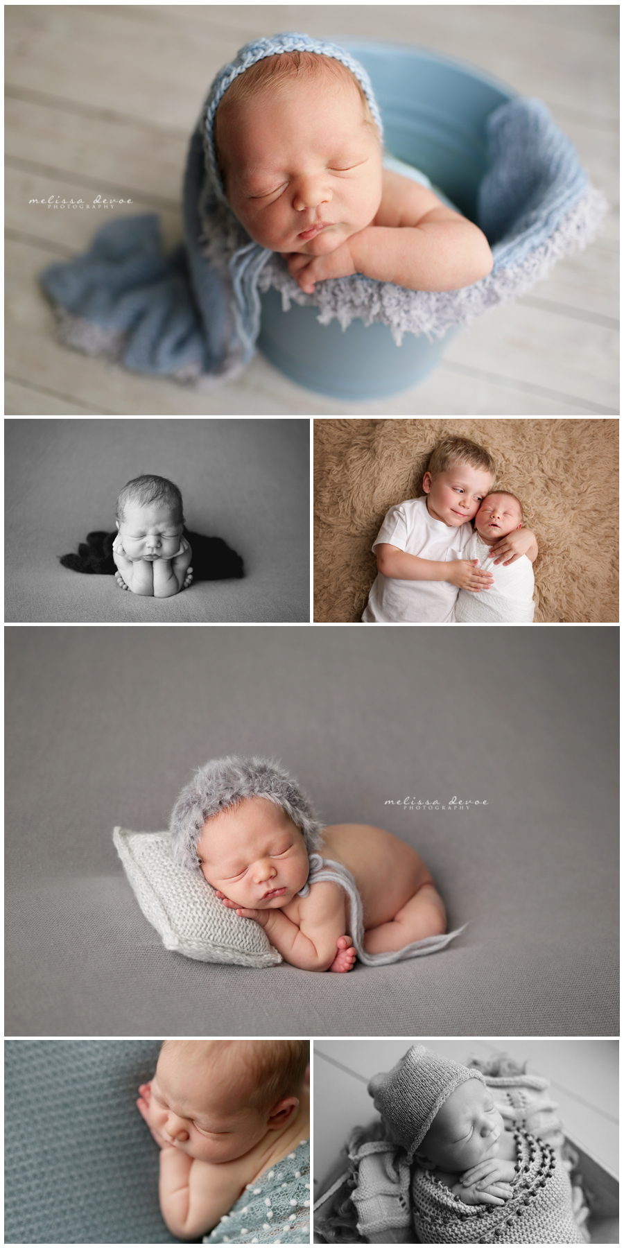 Raleigh Newborn Photography Studio