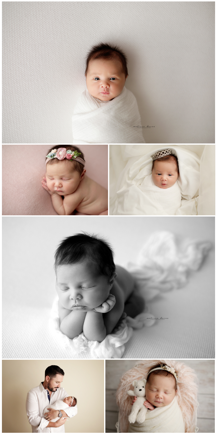 Organic Baby Photography