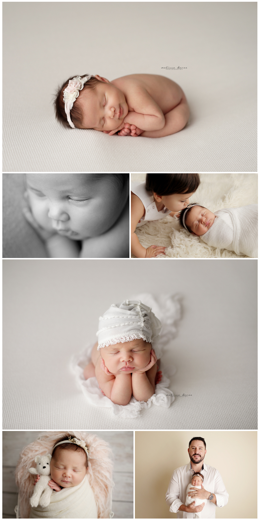 Baby and Sibling Photos