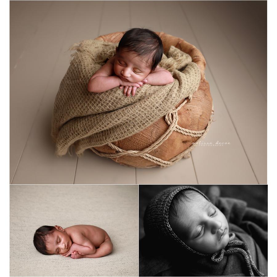 Posed Baby Photos