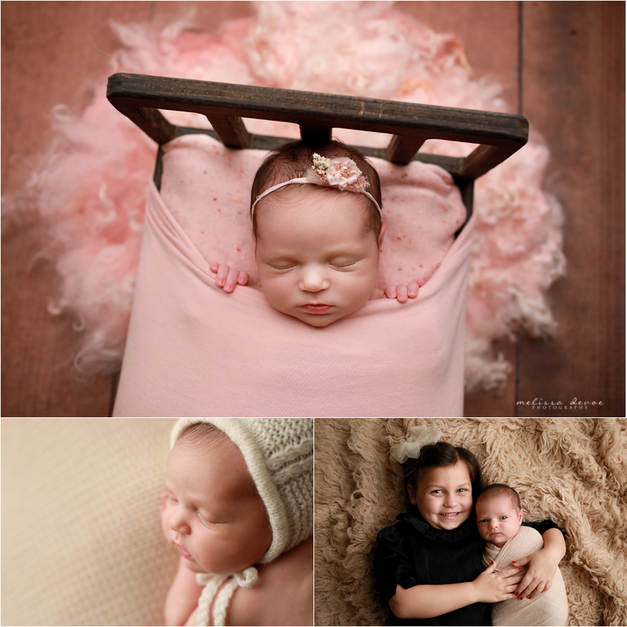 Wake Forest Newborn Photographer