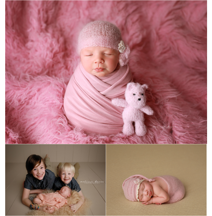 Best Baby Photographer Melissa DeVoe