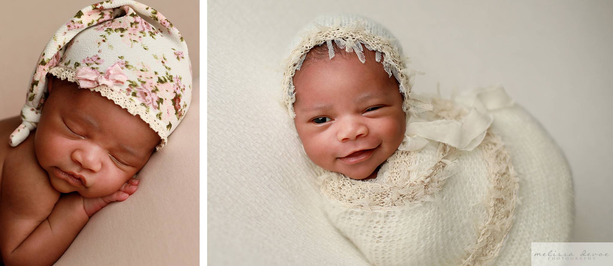 Wrapped Baby Photos