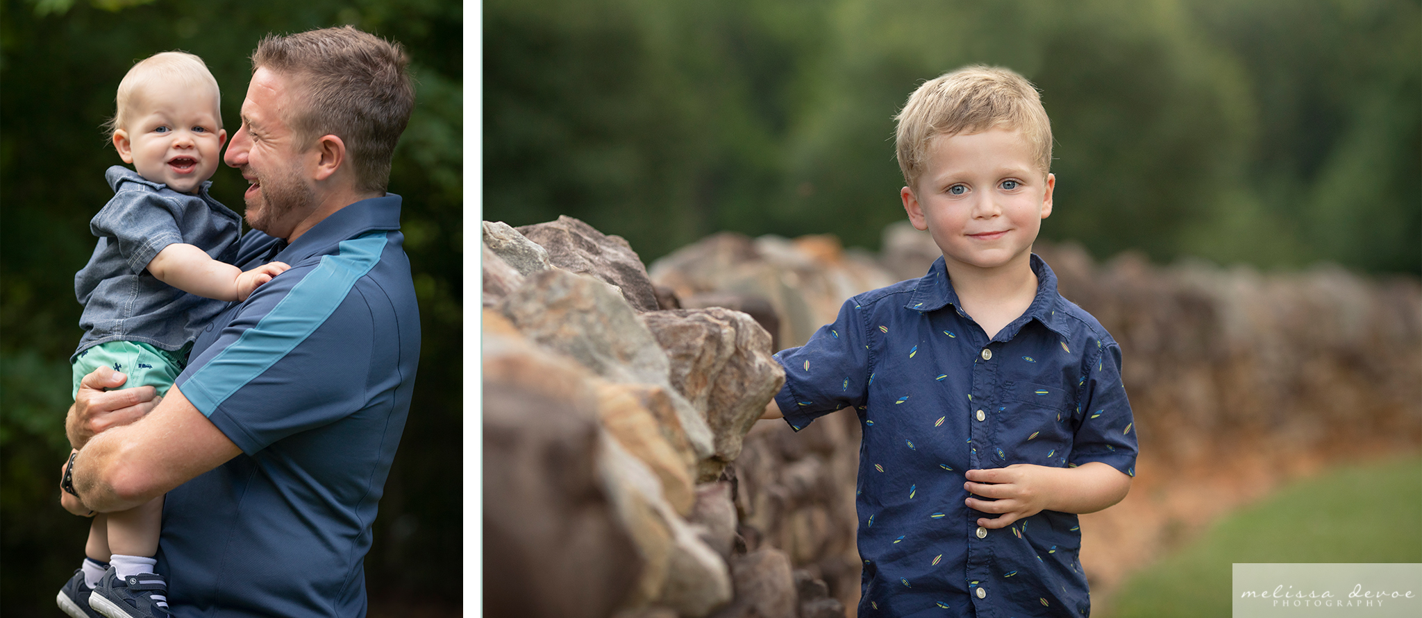 Wake Forest Baby's First Year Session