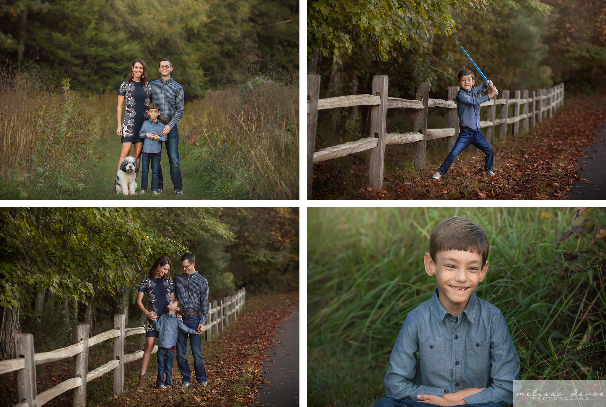 Wake Forest NC Family Photography