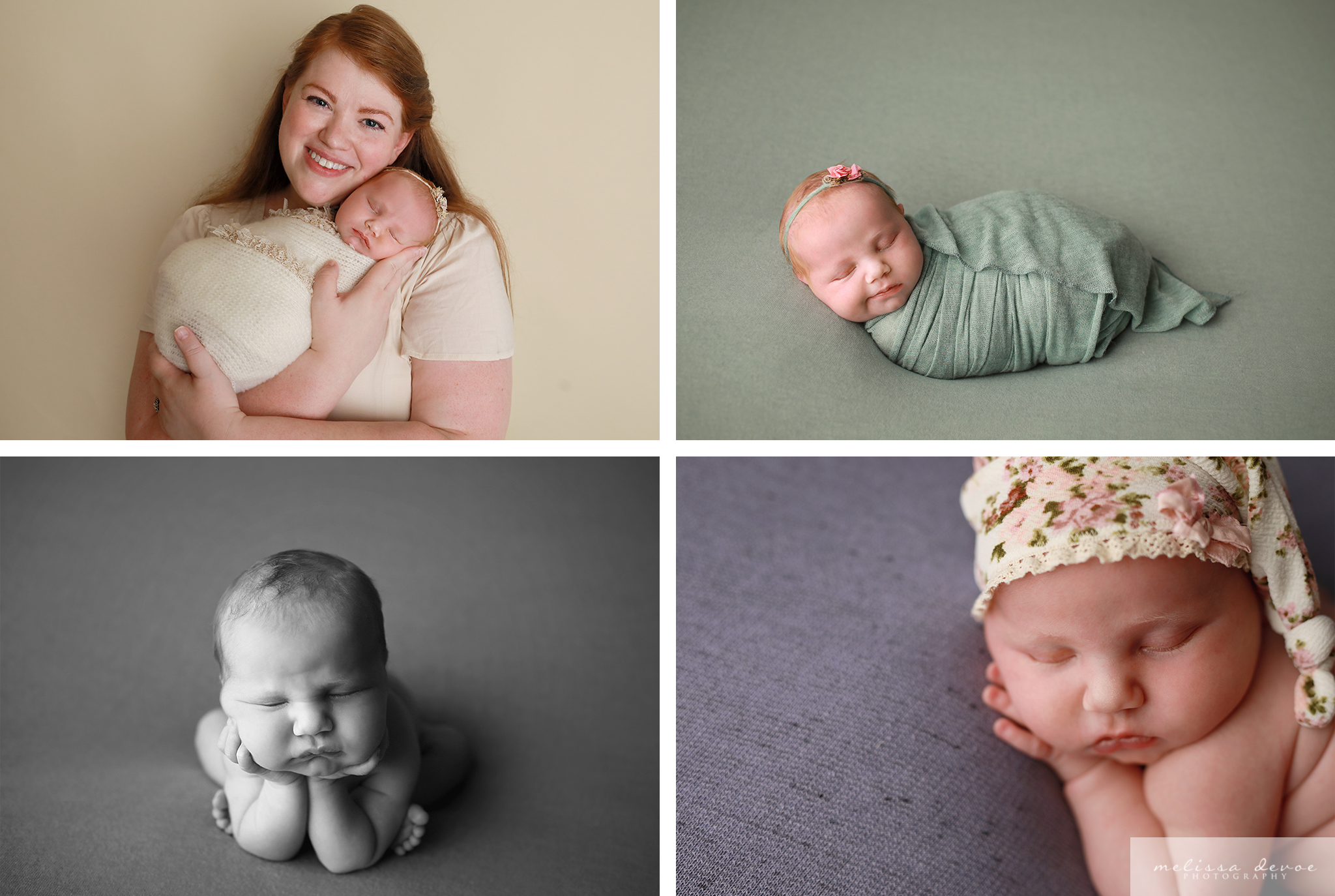 Raleigh Durham Newborn Photography