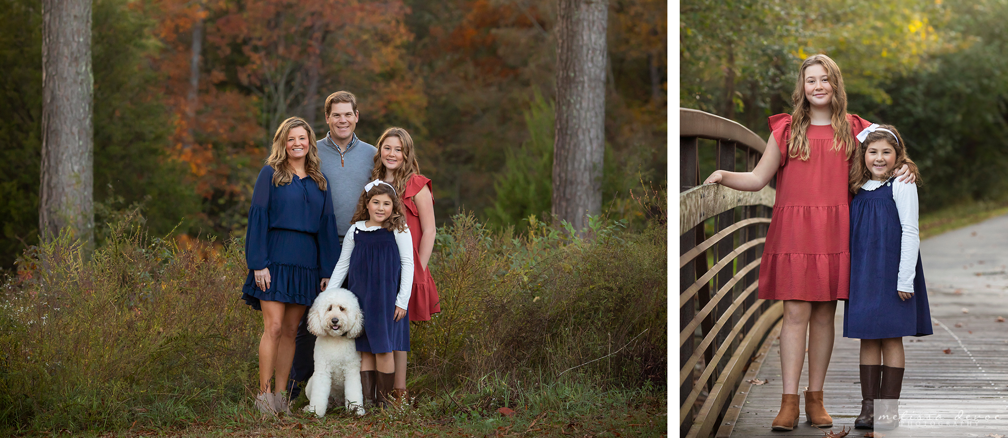 Family and pet photography NC