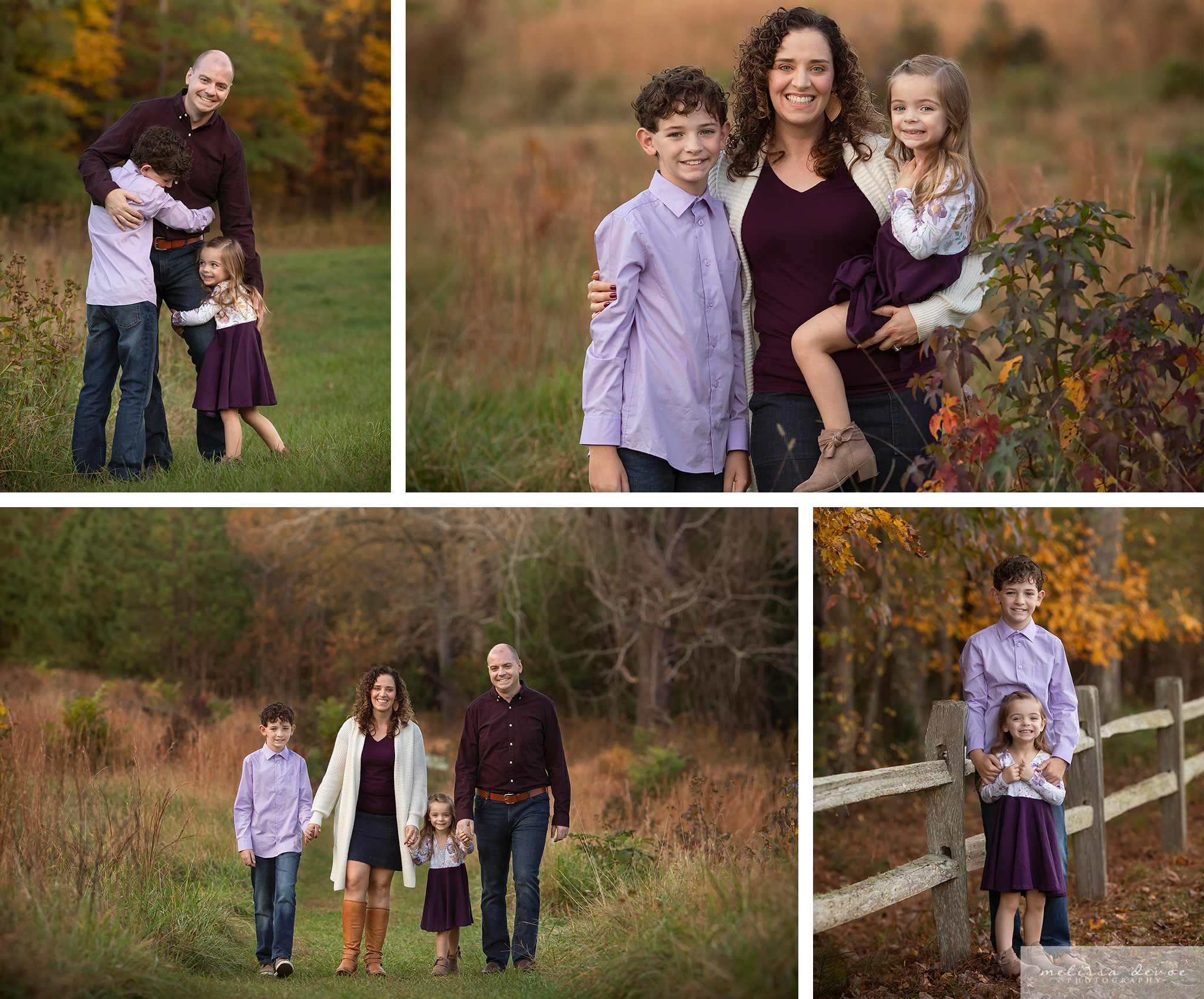 Wake Forest Family Photography