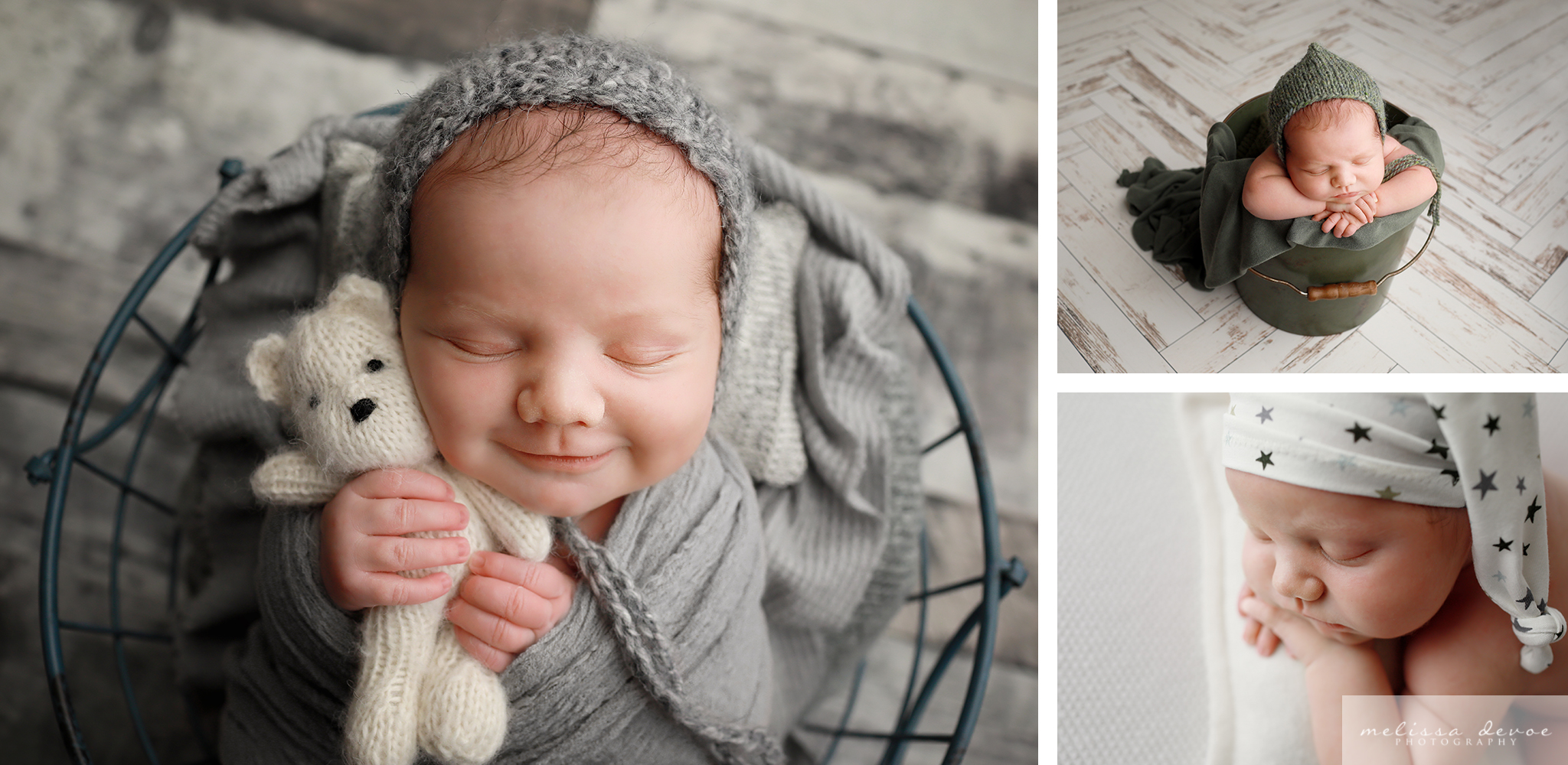 Wake Forest Newborn Photos